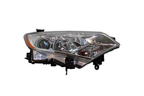 (For 2012 2013 2014 2015 2016 Nissan Quest Headlight Headlamp Passenger Right Side Replacement NI2503229)