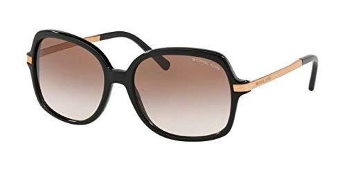 Michael Kors Women's 0MK2024 Black/Brown Peach Gradient One ()