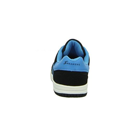 Sneakers BNH3082 Jungen Schnürhalbschuh Schwarz (Schwarz)