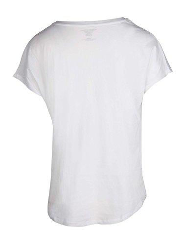 Majestic Damen Shirt weiß