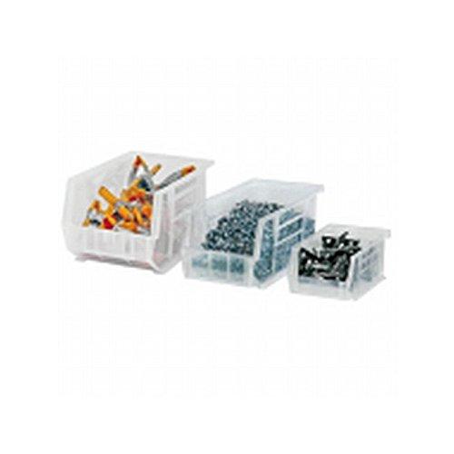 パッケージボックスプラスチックスタックand Hang Binボックス – 12 perケース 10-.88