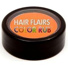 Hair Flairs Color Rub Orang by Hair Flairs