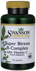 Complexes Super Stress B 100 Caps