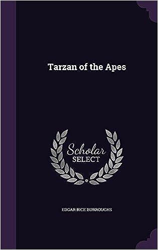 Book Tarzan of the Apes