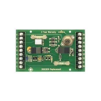 replacement onan generator circuit board