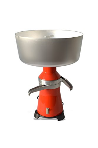 Cream Milk Electric Centrifugal Separator 100 L/H 110V USA/Canada Plug /Metal Body and Drum/+ Gift (Pelmeni Mold) by Motor Sich