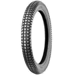 Shinko SR241 Front/Rear Dual Sport Tire - 3.50-19/Black