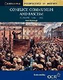 Conflict, Communism and Fascism, Frank McDonough, 0521777968