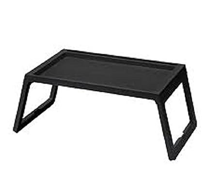 IKEA cama KLIPSK bandeja, bandeja para desayuno plegable – Tamaño Longitud: 56 cm,