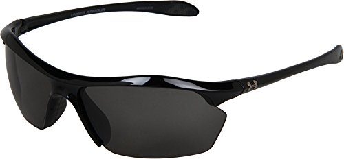 Under Armour Zone XL Shiny Black Frame / Gray - Zone Sunglasses