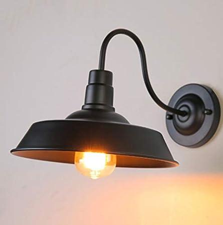 xiadsk Retro E27 Edison lámpara Retro Piso Superior lámpara mesita ...