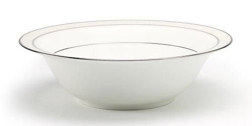 (Noritake Montvale Platinum Round Vegetable Bowl)