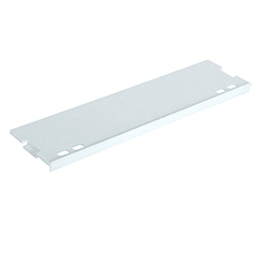 Hedy4LESS 13-3/8W X 3-1/16''D White Plastic Medicine Cabinet Shelf (1PCS) by Hedy4LESS