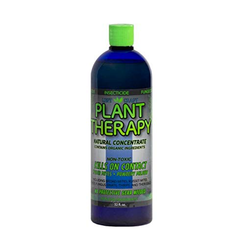 Lost Coast Plant Therapy 32 oz - Natural Miticide, Fungicide, Insecticide, Kills on Contact Spider Mites, Powdery Mildew