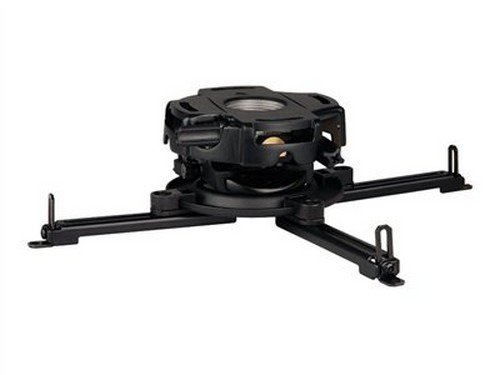 Peerless PRG Precision Gear Projector Mount with Spider Universal Adapter PRG-UNV - mounting component ( Tilt & Swivel ) - Spider Universal Projector Mount