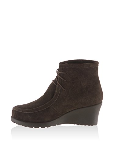 Patte Doreille Womina Angelina Wedge Boot Chocolate