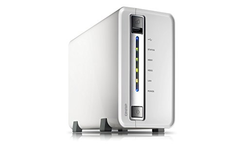 QNAP TS-212P-2X3000 - 6TB TS-212P Turbo NAS 2-bay wih iSCSI and RAID 0/1; Marvell 6281 1.6Ghz CPU; 512RAM; built-in UPnP/ DLNA media server; airplay; web server; multimedia server; iTunes server; Windows AD authentication; cloud sync and backup; 1 x 1Gbe; 3 x USB2.0 (2years warranty)