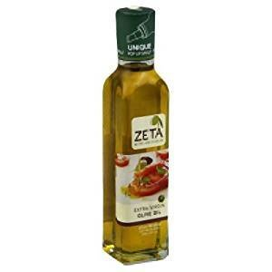 Zeta Extra Virgin Olive Oil 8.5 Oz. Pack Of 3.