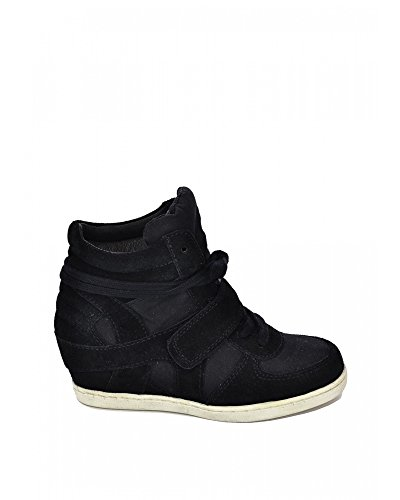 Schwarz Mädchen Sneaker Ash Sneaker Sneaker Mädchen Ash Mädchen Ash Schwarz Schwarz g1w7BqRx