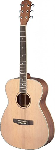 (James Neligan ASY-A LH ASYLA Series Left Handed Auditorium Acoustic Guitar)
