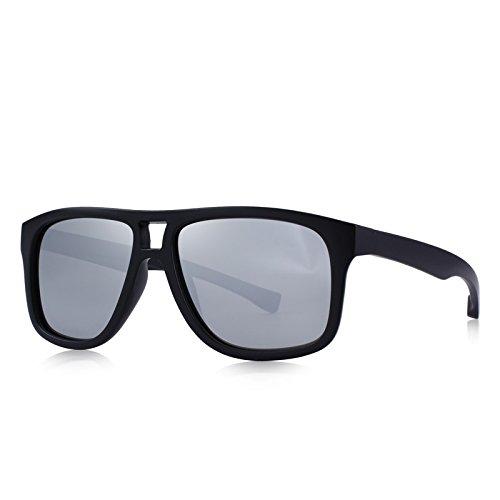 polarizadas deportes Silver sol C06 con gafas de UV TIANLIANG04 G15 100 de gafas C03 sol protección hombres masculinos 5YHq5wTX