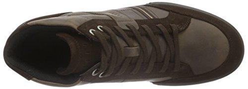 ECCO Fraser, Zapatillas Para Hombre Marrón (COFFEE/COFFEE51869)