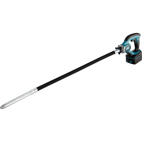 Makita XRV01Z 18-Volt LXT Lithium-Ion 4-Feet Concrete Vibrator (Tool Only, No Battery)