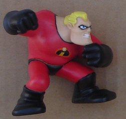 Mr. Incredable Incredables Disney Exclusive PVC (The Incredables)