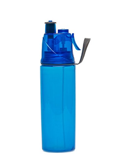02cool water bottle with mister - 1
