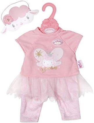 s Zapf Baby Annabell Sweet Dreams Fairy 43cm Juego de ropita para mu/ñeca , Rosa, Baby Annabell, Ni/ño, Chica Juego de ropita para mu/ñeca, 3 a/ño Accesorios para mu/ñecas