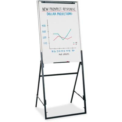 Boone(R) 4-Leg Adjustable Easel With Dry-Erase Board