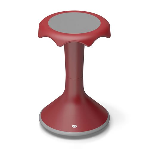 Hokki Stool - 20'' Red by VS America