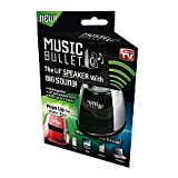 Idea Village Products MUBLT12 Music Bullet Mini Speaker, As Seen on TV - Quantity 1