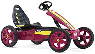 BERG Kart a pedales Rally Pearl 4-12 Ans