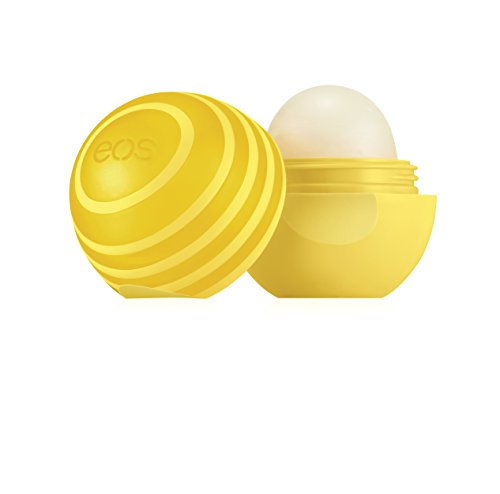 eos Active Lip Balm Sphere - Lemon Twist | SPF 15 and Water Resistant | 0.25 oz. -