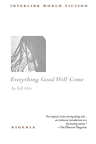 book cover of Everything Good Will Come