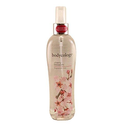 (Bodycology Fragrance Mist, Cherry Blossom 8 oz)