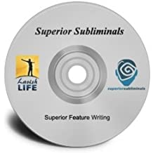 Learn Feature Writing Now Faster and Easier with Subliminal Programming CD