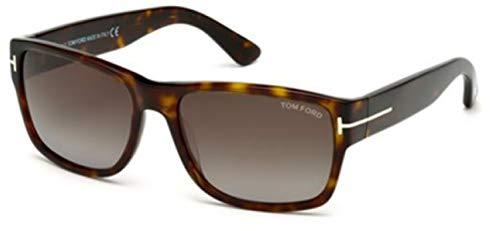 Tom Ford Sunglasses TF 445 Mason 52B Havana 58mm
