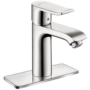 Hansgrohe 31088001 Metris 100 Single Hole Faucet Chrome