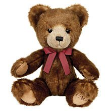 Russ FAO Schwarz 16 inch Medium Two Tone Bear - Light Bro...