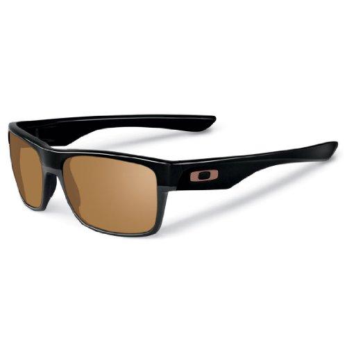 OAKLEY TWOFACE OO9189-03 POLISHED BLACK W/ DARK BRONZE - Buy Oakley Lenses