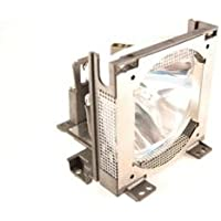 Sharp XG-P10XU projector lamp replacement bulb with housing replacement lamp