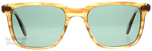 Oliver Peoples Eyewear Men's NDG Polarized Sunglasses, Cedar Tortoise/G-15 Polar VFX, One - Sunglasses People