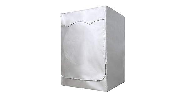 JklausTap Funda Protectora para Lavadora y Secadora, Resistente al Polvo, Impermeable, Transpirable para el hogar, X-Large