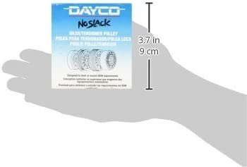 Dayco 89042 Drive Belt Idler Pulley