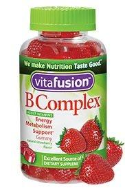 VitaFusion B Complex, 70 Gummies Each (11 Pack) by Vitafusion
