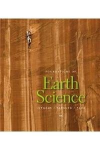 Foundations of Earth Science, Update (Mastering Package Component Item)