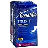 Health & Personal Care : Goodnites Tru-Fit Refill Pack L/XL