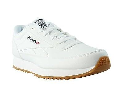 0226afac1069 Reebok Renaissance Ripples White Black Gum Walking Mens Athletic Shoes Size  11.5 New